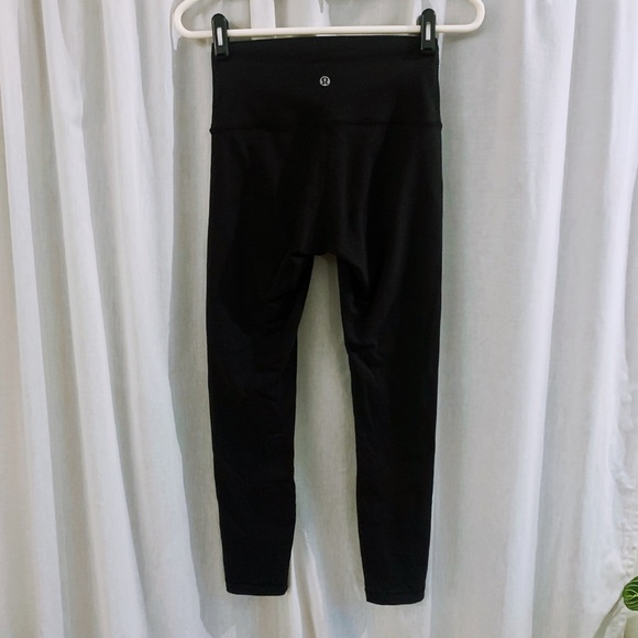 Lululemon high waist wunder under size 4